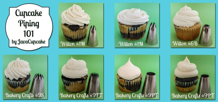 {Video Tutorial} Cupcake Piping 101 - JavaCupcake