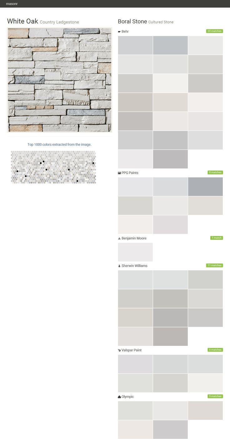 best 25 boral stone ideas on pinterest