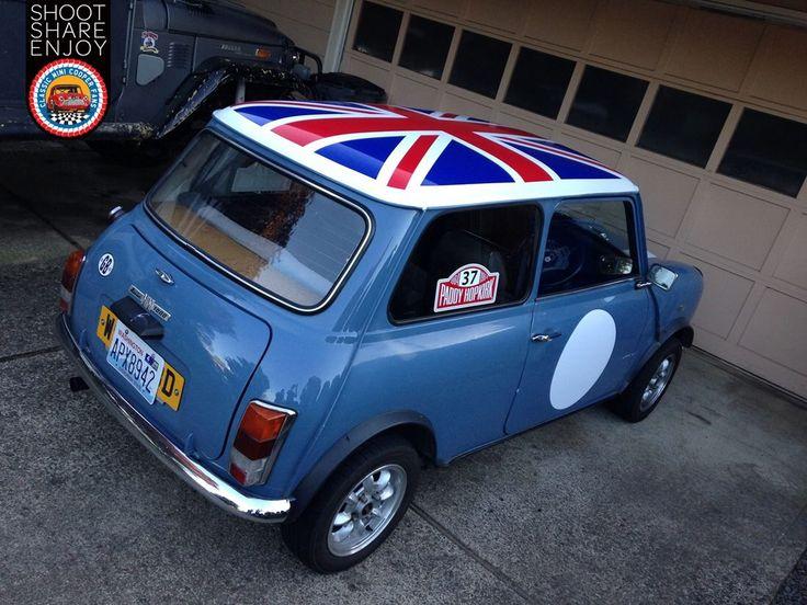 153 Best British Flag Union Jack Mini Cooper Images On