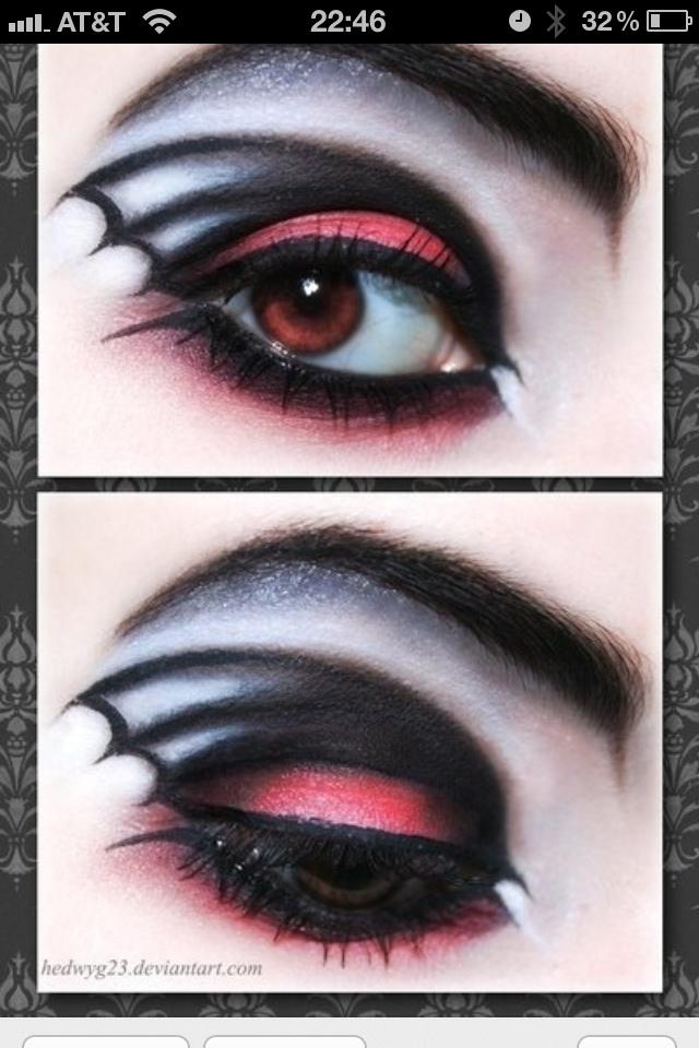 46 best Halloween Makeup Subtle images on Pinterest | Make up ...