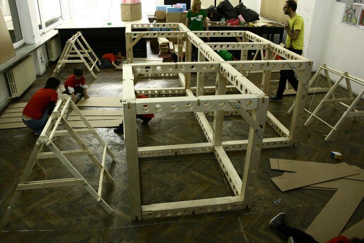IKEDOO: Constructii si Arhitectura - Structuri