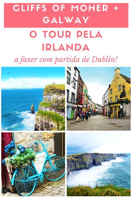 Bate-volta de Dublin: Tour aos Cliffs of Moher e Galway com a Wild Rover Tours - Drawing Dreaming
