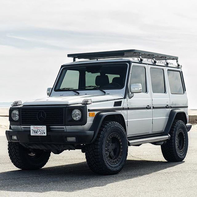 Mercedez Benz Jeep: 290 Best Images About G - Class On Pinterest