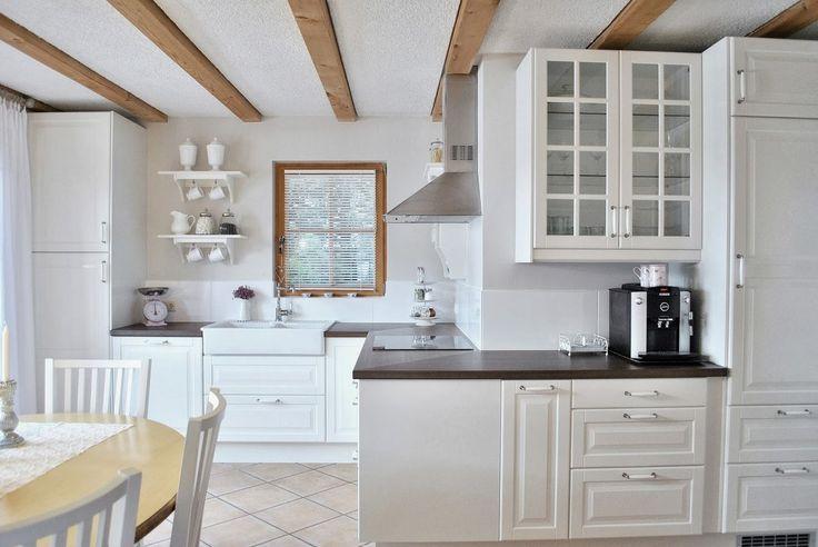 10 best Landhaus Küchen images on Pinterest Country cottage - küche ikea landhaus
