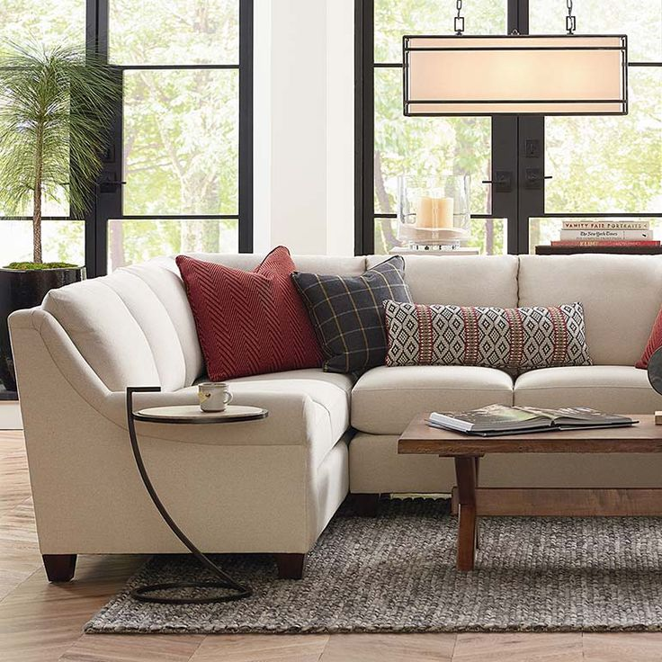 Couch Shaped Chaise Recliner And L