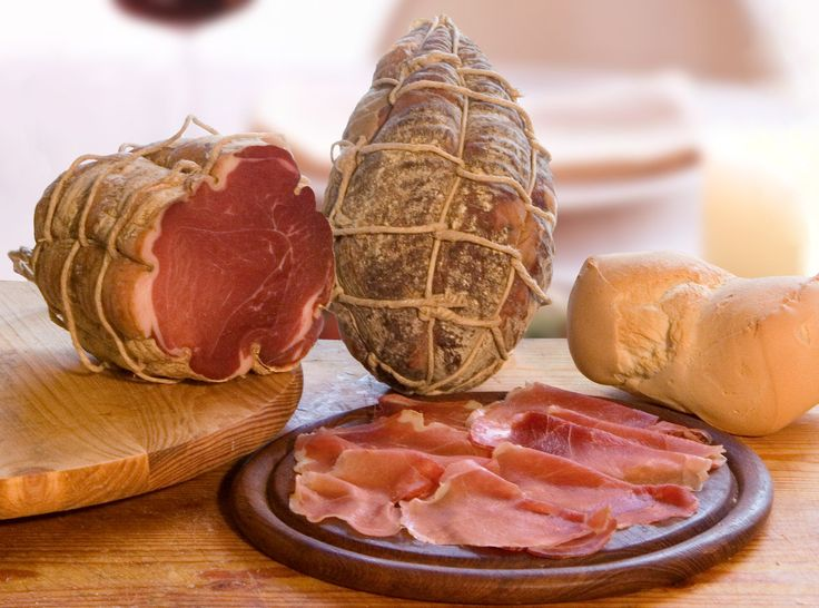 This Culatello cold cut is a delicacy from Emilia-Romagna region in #Italy. #Passion