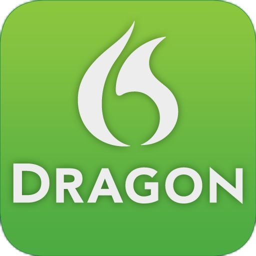 Dragon Dictation app provides speech to text dictation.