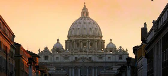 Rome, St Peters Basilica