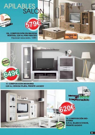 muebles moya folleto oferta mobiliaria para tu hogar