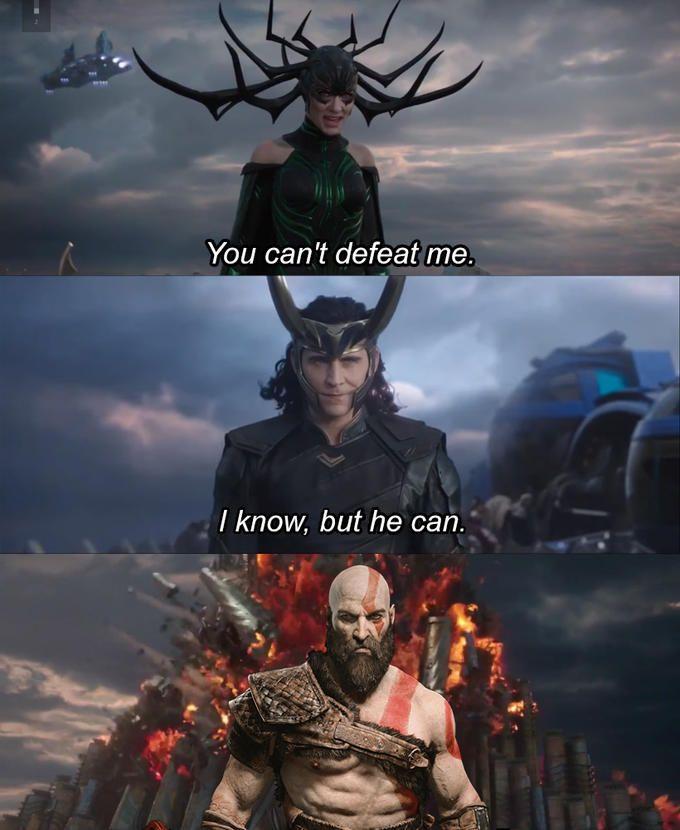 Pin By Yp Paniolo On Memes God Of War Kratos God Of War Star Wars Memes
