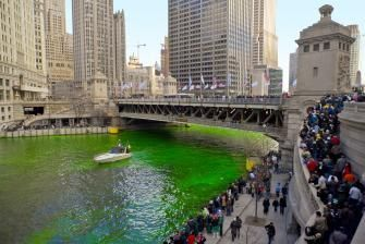 5 places to celebrate St. Patrick's Day in Chicago: http://www.midwestliving.com/travel/illinois/chicago/5-places-to-celebrate-st-patricks-day-chicago/