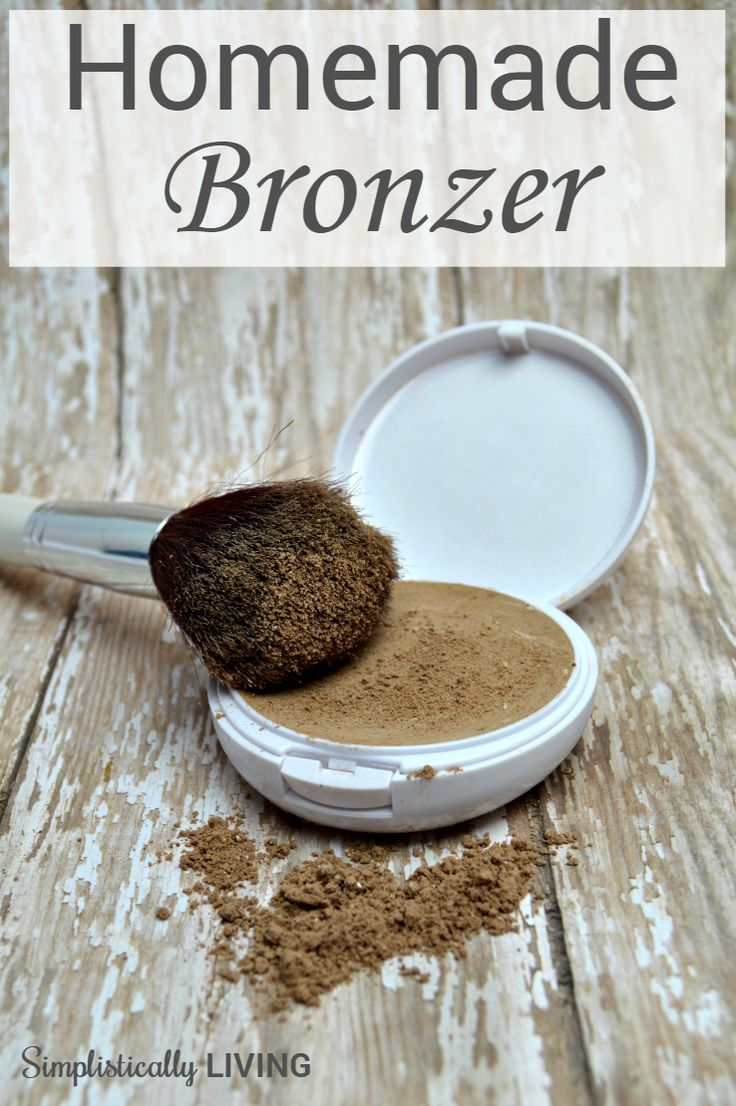 homemade bronzer (scheduled via http://www.tailwindapp.com?utm_source=pinterest&utm_medium=twpin&utm_content=post1264813&utm_campaign=scheduler_attribution)
