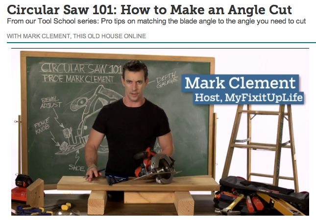 how to make a plunge cut with a circular saw