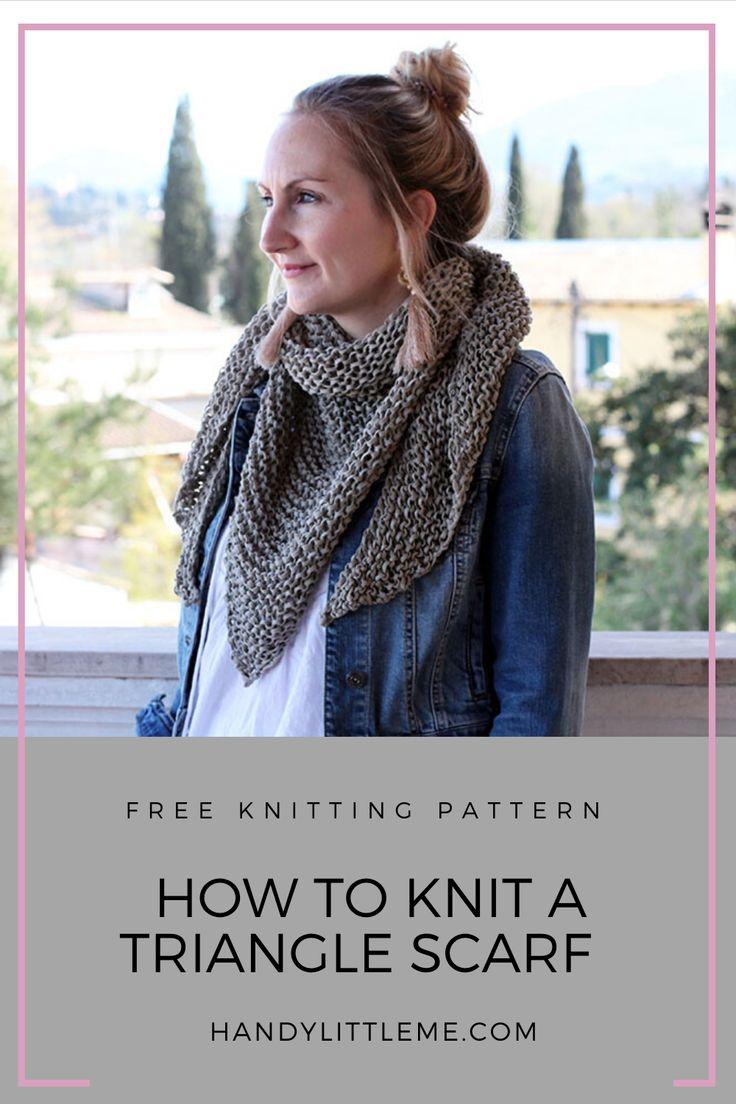 Grab The Free Herringbone Cowl Knitting Pattern It S The