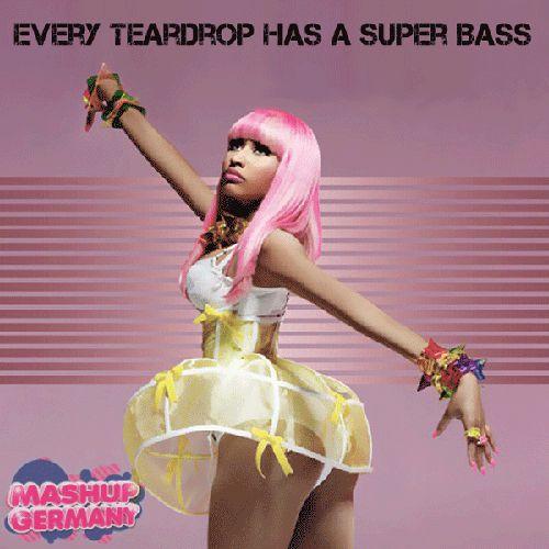 Listen: Mashup Germany – Every Teardrop Has A Super Bass (Coldplay vs. Nicki Minaj vs. Childish Gambino)