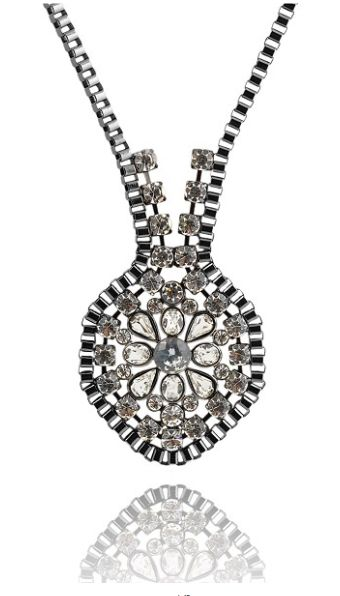 Cleopatra Necklace available at www.stellanemiro.com
