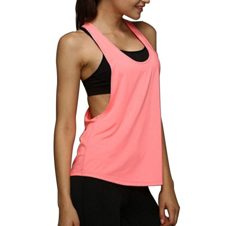 Womens Sports Bras Running Yoga Pants Dance Gym Tank Tops: Best 25+ Sports Tank Tops Ideas On Pinterest