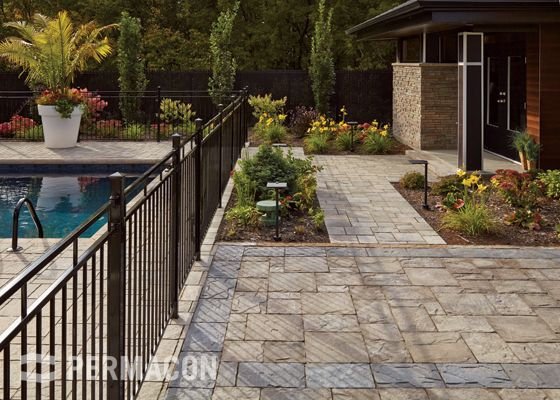Permacon inspiration a collection of ideas to try about for Mega meuble montreal