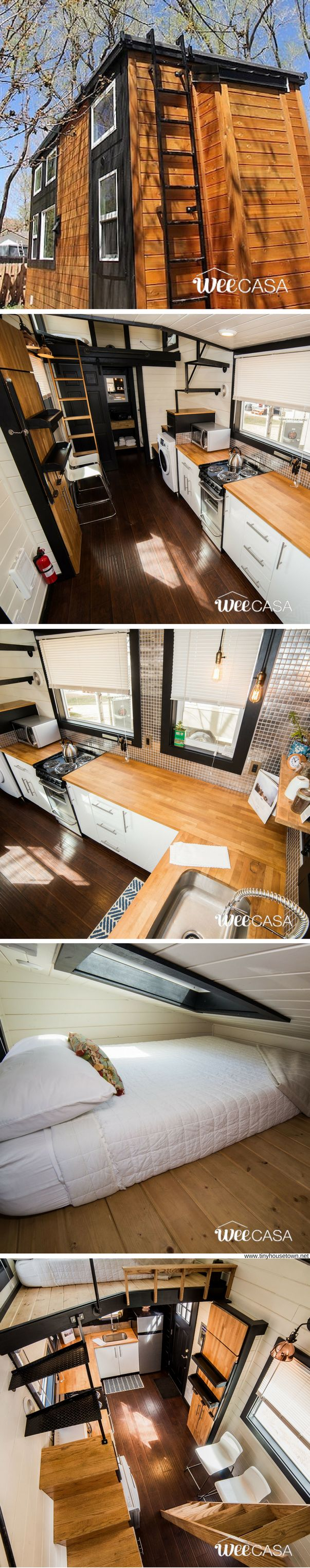 The Modern Tiny House (190 Sq Ft)
