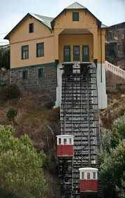 Resultado de imagen para ascensor reina victoria valparaiso