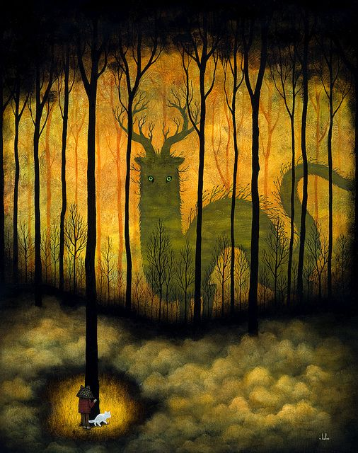 Andy Kehoe - Under the Gaze of the Glorious