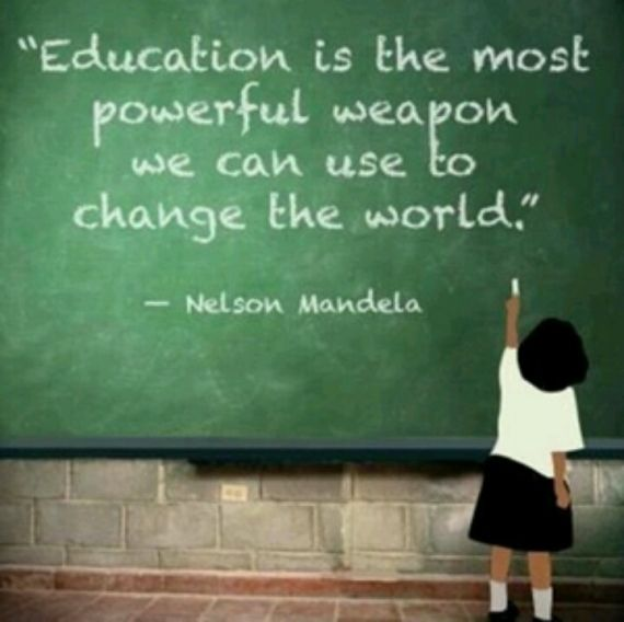 Nelson Mandela's Most Inspirational Quotes | iVillage.ca ...