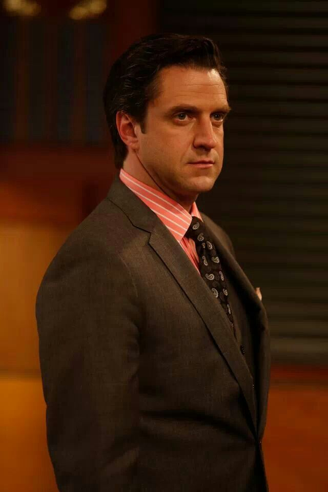 """Law & Order SVU"" - ADA Rafael Barba (Raul Esparza) The best!! He's just so handsome. I adore his wit!"