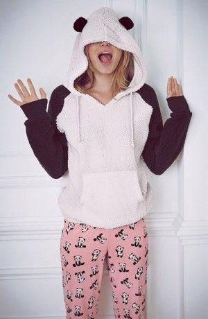 Pijamas con las que toda adolescente debería irse a la cama