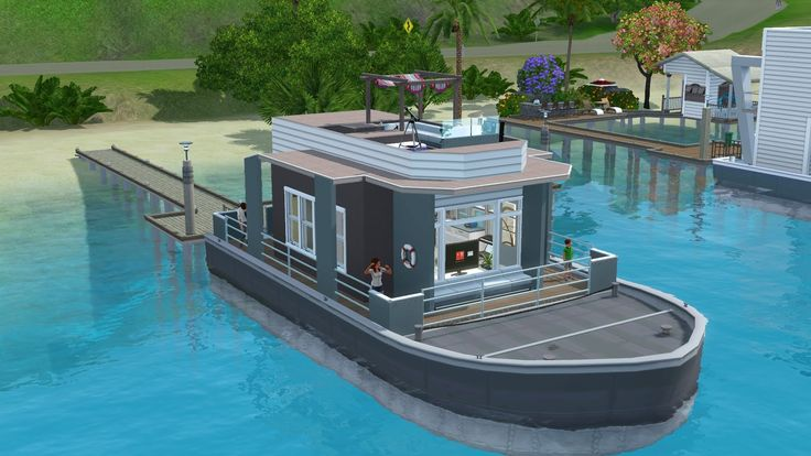 house boat - Google Search