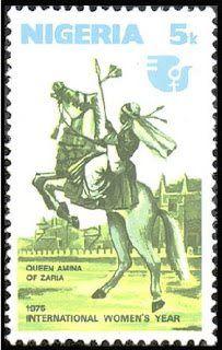 Queen Amina of Zazzau: A West African Warrior Queen
