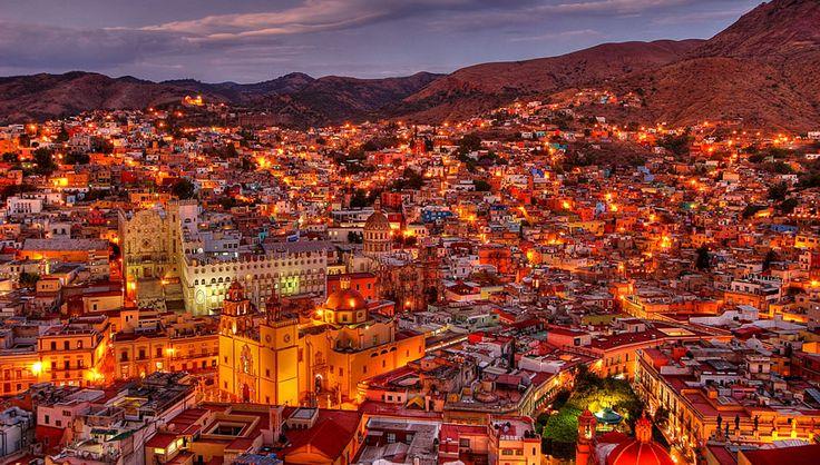 グァナファト(メキシコ) 赤の絶景 THE WORLD IS COLORFUL   海外旅行情報 エイビーロード