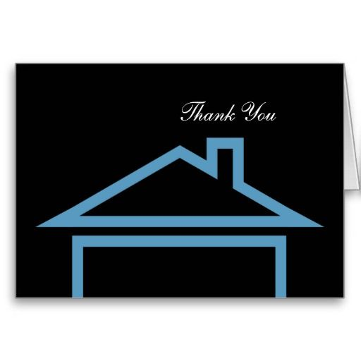 custom real estate thank you cards on 100 recycled paper custom