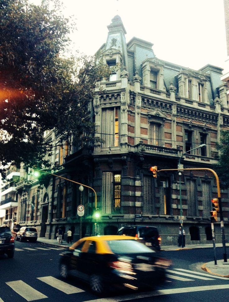 Recoleta - Buenos Aires Avenida Alvear y Rodriguez Peña http://www.southamericaperutours.com/southamerica/15-days-riojaneiro-iguazu-buenosaires-machupicchu.html