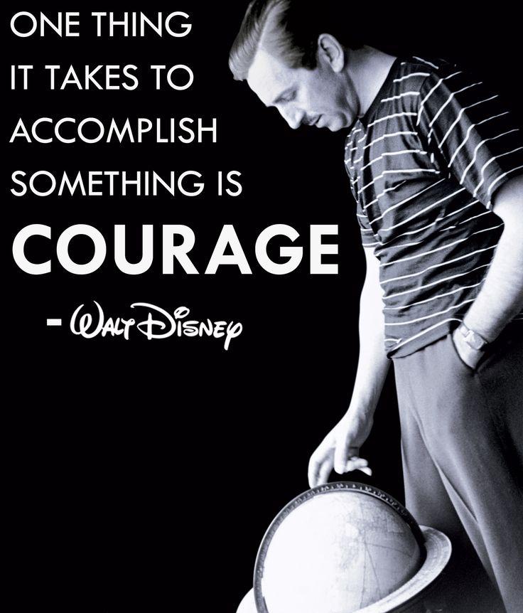 The wisdom of Walt...