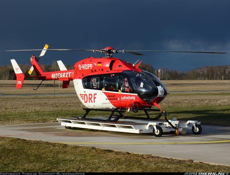 Eurocopter-Kawasaki EC-145 (BK-117C-2) - DRF Luftrettung | Aviation Photo #2605118 | Airliners.net