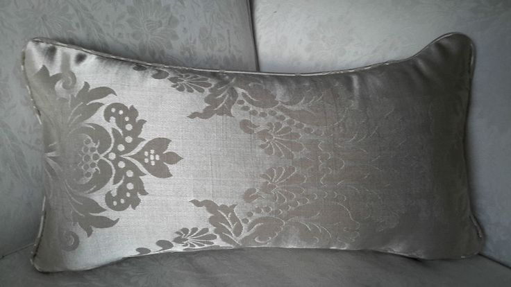 Scatter Bolster Cushion Cover Soft Gold/Neutral - Designer Decorative Throw