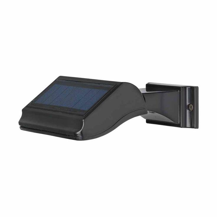 Address Plaque Solar Light