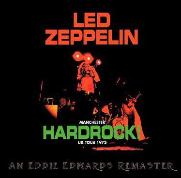 Led Zeppelin Hardrock December 8 1972 At Hard Rock