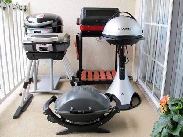 Balcony BBQ: We Test 5 Hot Outdoor Electric Grills  - PopularMechanics.com