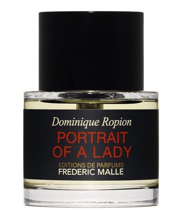 Frédéric Malle Portrait of a Lady eau de parfum is a unique breed of oriental rose, a baroque, sumptuous and symphonic perfume.