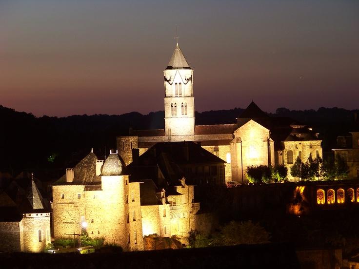 Uzerche, France
