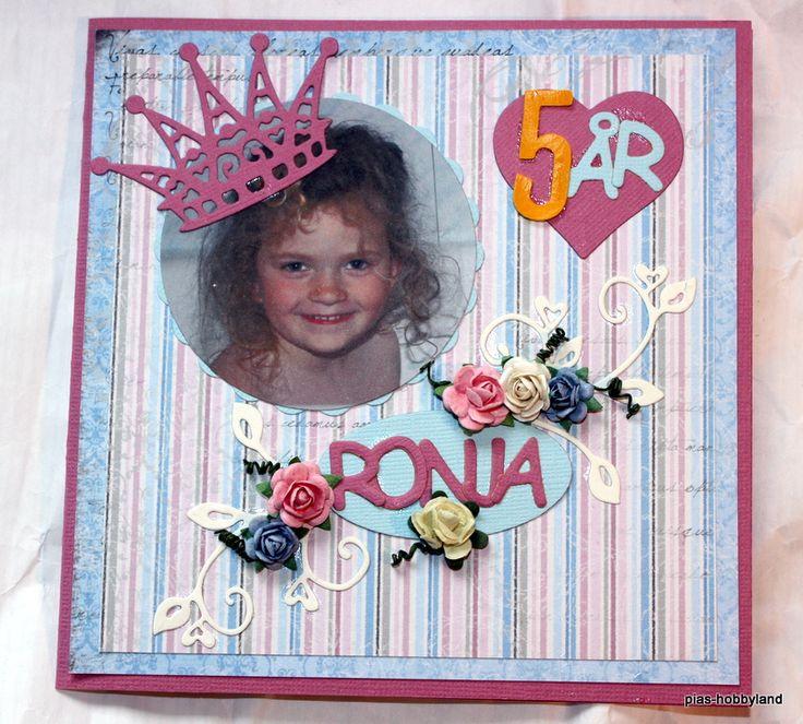 bursdagskort jente birthdaycard girl