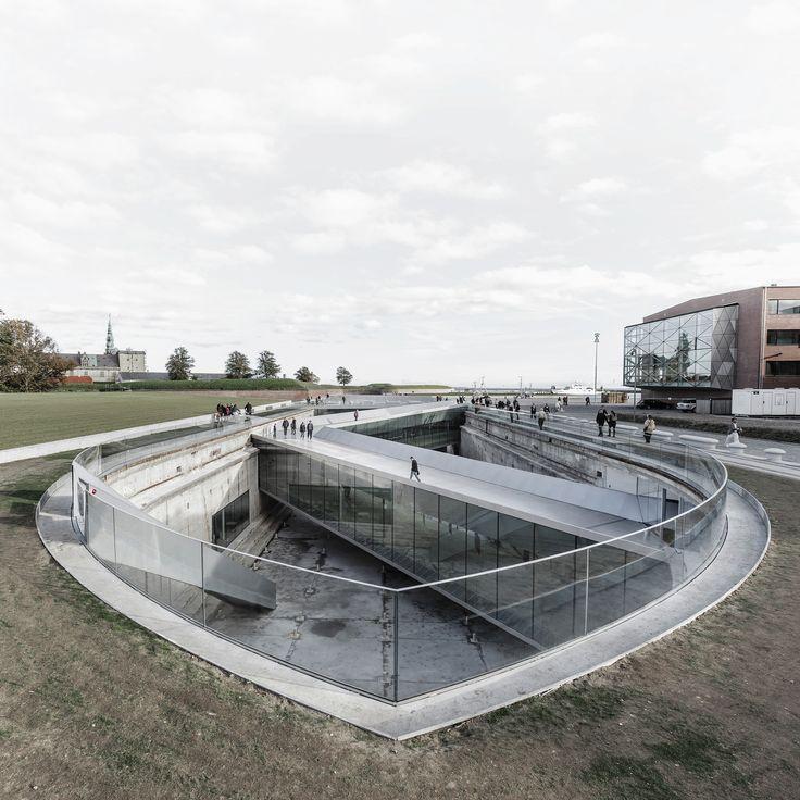 Museu Marítimo Nacional Dinamarquês / BIG