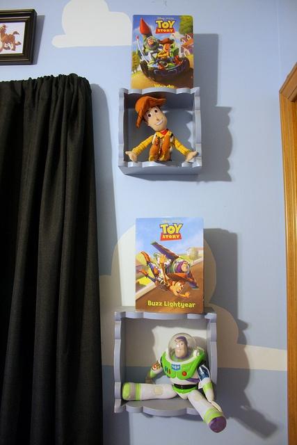 """Toy Story"" boy's bedroom | ""Toy Story"" çocuk yatak odası"