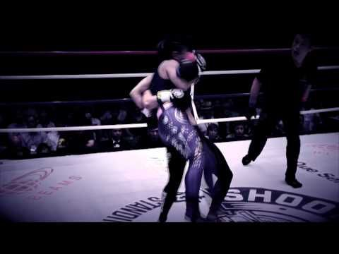 lorena klijn vs rena PV of S-cup 2013 (8/3) | kick boxing shoot boxing