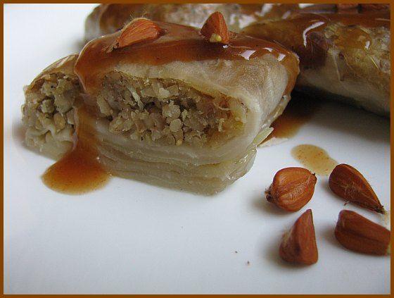 To Co Ty Właściwie Jesz?: Ukraińskie gołąbki z surowych ziemniaków i kaszy jęczmiennej