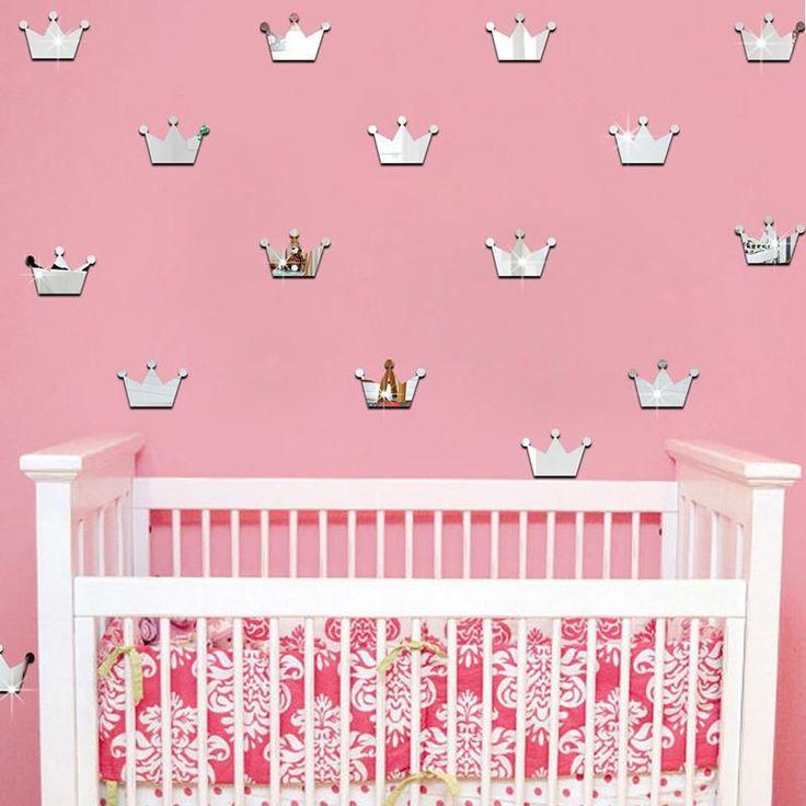 Princess Crown Mirror