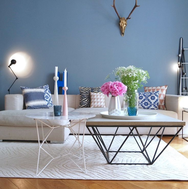 The 74 best images about Living Room on Pinterest Modern wall - wandgestaltung wohnzimmer grau