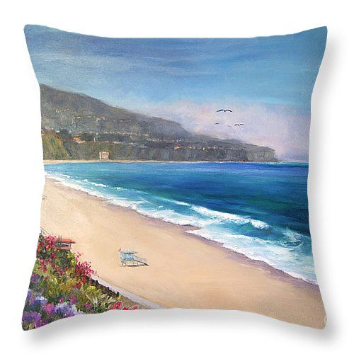 #beach #decor #pillow #california