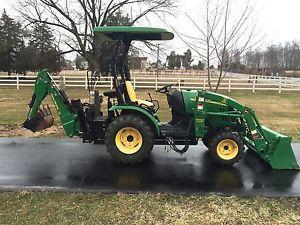 News John Deere 3520 Diesel Tractor, Factory Cab, 4x4, Hydro, 300CX Loader, 525 Hrs    John Deere 3520 Diesel Tractor, Factory Cab, 4x4, Hydro, 300CX Loader, 525 Hrs  Price : 27900.0  Ends on : 2015-09-06 12:39:44  View on eBay  ... http://showbizlikes.com/john-deere-3520-diesel-tractor-factory-cab-4x4-hydro-300cx-loader-525-hrs/